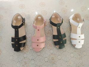 Children Sandal with Colorful Design