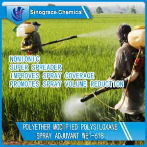 High Superspreading Surfactant Wetting Agent pictures & photos
