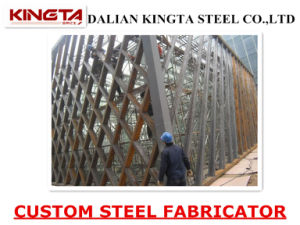 Steel Contruction Building Warehouse