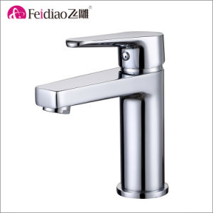 Low Price Hot Sale Brass Single Handle Washbasin Mixer Faucet