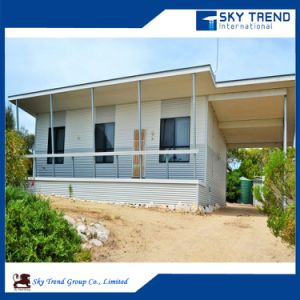 Low Cost Steel Structure Cheap Prefab House Design pictures & photos