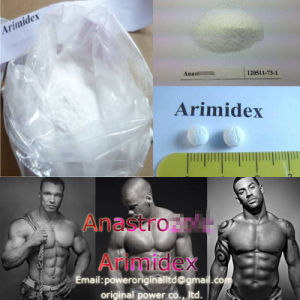 Arimidex Pharmaceutical Steroids Anti Estrogen Steroids Anastrozol for Anti Cancer pictures & photos