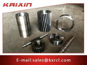 Professional Customized Stainless Steel Spool Machinery Parts pictures & photos