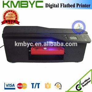 2017 New Model Small Fast Drying Colorful Mini A4 UV Printer Price pictures & photos