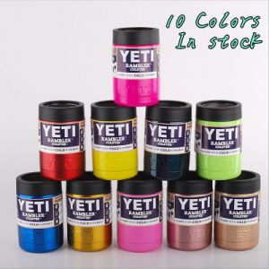 10 Colors Yeti 12oz Can Cooler Rambler Colster Beer Holder pictures & photos