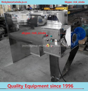 Powder Ribbon Blender Ribbon Mixer Mixing Machine pictures & photos
