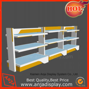 Wooden Shoes Shelf Shoes Display Rack for Store pictures & photos