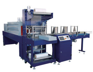 Automatic Sleeve Wrapper Thermal Shrink Packing Machinery pictures & photos