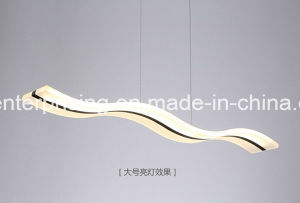 Modern Simple LED Pendant Light Acrylice Ceiling Lamp pictures & photos