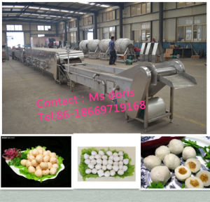 Automatic Meatball Making Machine/Meatball Machine/Meatball Maker pictures & photos