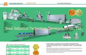 Corn Flakes Machine/ Breakfast Cereals Plant/Production Machines pictures & photos