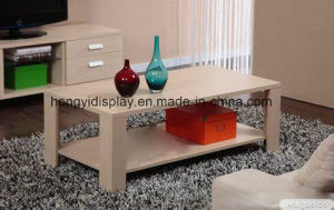 Wooden Table with Liquid Painting, Hotel Furniture pictures & photos