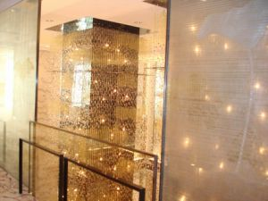 Good Quality Competitive Price Frosted Glass (JINBO) pictures & photos