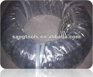 Diamond Rubber Wire Saw D11 for Granite Quarry pictures & photos