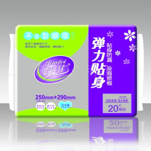 Night Use Sanitary Napkins (XJF-K2783) pictures & photos