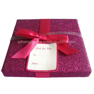 2014 Best Sell Paper Gift Box with Ribbon