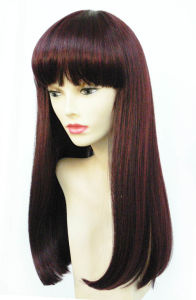Synthetic Hair Wigs / Hairpieces pictures & photos