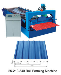 Roll Forming Machine for Roof Sheets (23-210-840)