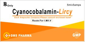 Liver Iron and Cyanocobalamin with Procaine Human Medicine for Injection pictures & photos