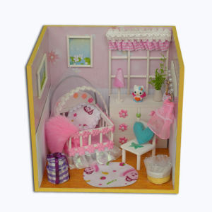 Doll House Cake Images : China Room Box, Cake Box, Doll House Toy, Room Toy, Toy ...