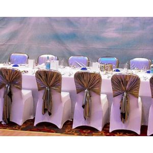 Spndex Chair Covers, Lycra Chair Cover (Selina - 001)