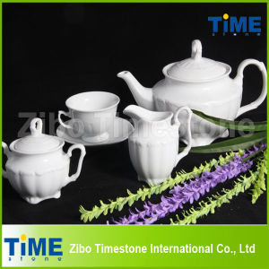 Custom Home Goods Porcelain Tea Sets pictures & photos