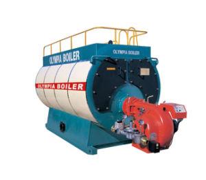 Natural Gas Hot Water Boilers