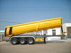 Tipper Dump Trailer (TJ9800T)