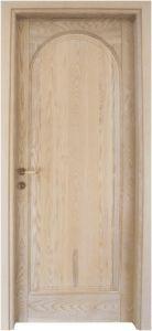 Round Design of Wooden Door (ED014) pictures & photos