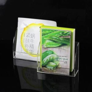 Popular Facial Mask Acrylic Cosmetic Display for Show Case pictures & photos