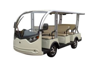 Whole Sale 8 Seaters Passenger Car Electric Sightseeing Car pictures & photos
