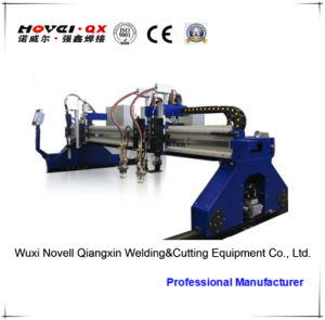 Metal CNC Flame and Plasma Cutting Machine Cutter (CNC-CG4000B) pictures & photos