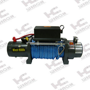 4WD Electric Winch 12000lb for Car pictures & photos