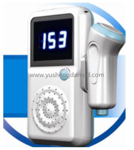 Medical Equipment Fetal Heart Doppler for Pregnant Woman Sonoline B pictures & photos