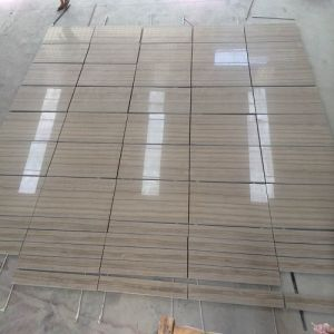 Athens Grey Wooden Marble Floors and Walls Panels