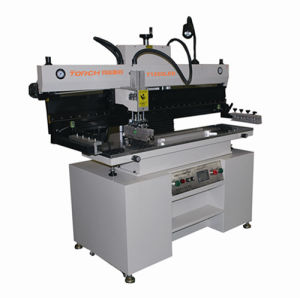 LED Full Automatic Solder Paste Stencil Printer T1200mm LED pictures & photos