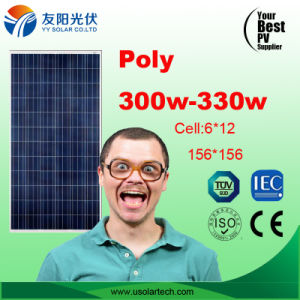 Hot Cheap 100W150W 200W 250W 300W Mono Poly Solar Panel in Stock pictures & photos