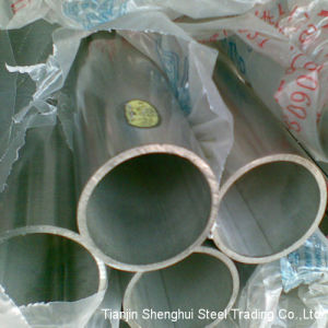 Highly Quality Stainless Steel Tube/Pipe (201, 202, 304, 316L, 321, 904L) pictures & photos