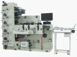Flexo Printing Machine (RY-320-5D)