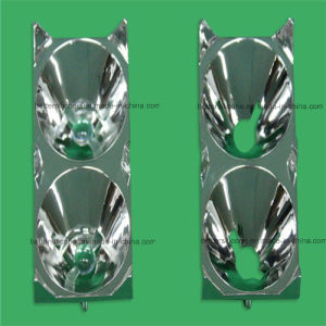 Electroplating Aluminum Coated LED Lamp Shade pictures & photos