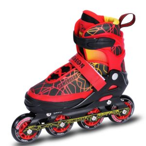 Semi Soft Adjustable Inline Skate (SS-85A) pictures & photos