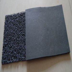 PVC Coil Mat, PVC Coil Sheet with Form Backing pictures & photos