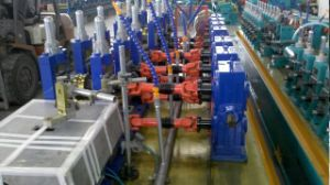 Stainless steel Pipe welding Line