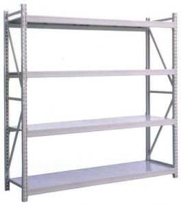 Medium Duty Adjustable Warehouse Storage Rack pictures & photos
