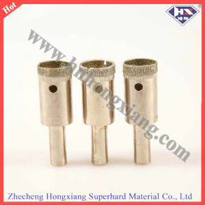 Diamond Coated Drills for Glass / Electroplate Drill Bit pictures & photos