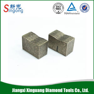 Concrete Cutting Marble Cutting Diamond Tools Segment pictures & photos