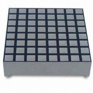 3 x 3mm Square LED Dot Matrix Display (NFD-12883BUx-11)