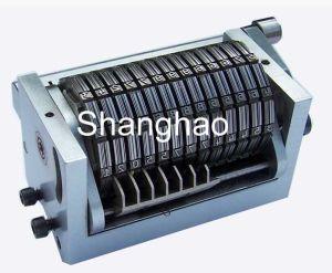 Straight Bar Code Numbering Machine (SH100 R)