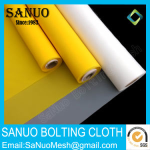 High Tension Polyester Silk Screen Mesh Fabric for Printing Pet36/100mesh pictures & photos