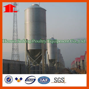 Feeding System Silo for Layer Broiler Chicken pictures & photos